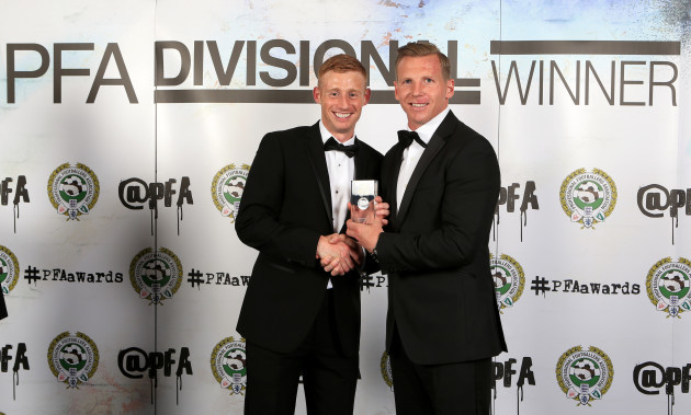 Soccer - PFA Player of the Year Awards 2015 - Grosvenor House Hotel