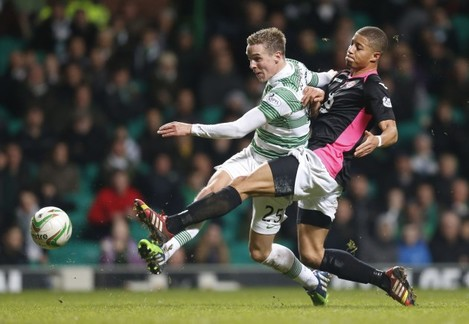 Soccer - Scottish Premiership - Celtic v Partick Thistle - Celtic Park