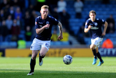 Soccer - Sky Bet Championship - Millwall v Watford - The New Den
