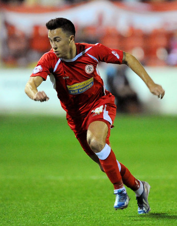 Soccer - Sky Bet League Two - Accrington Stanley v Morecambe - Crown Ground