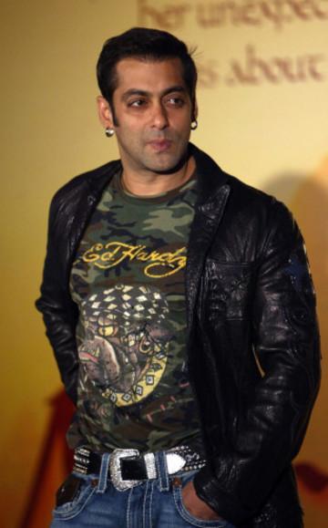 India People Salman Khan