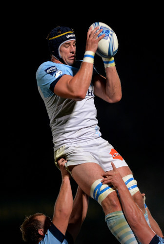 Rugby Union - Mark Chisholm File Photo