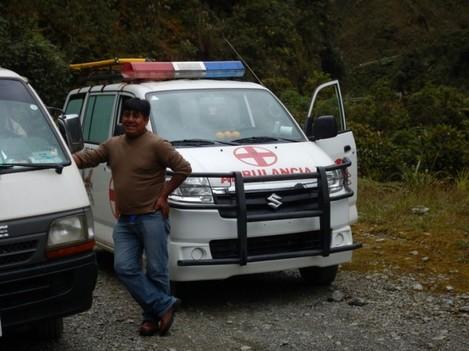 Ambulance+on+Death+Road