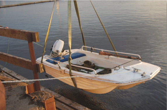 sank boat - 1