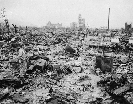 Japan A-Bomb Hiroshima Photo Essay
