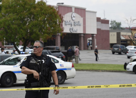 Theater Shooting Tennessee