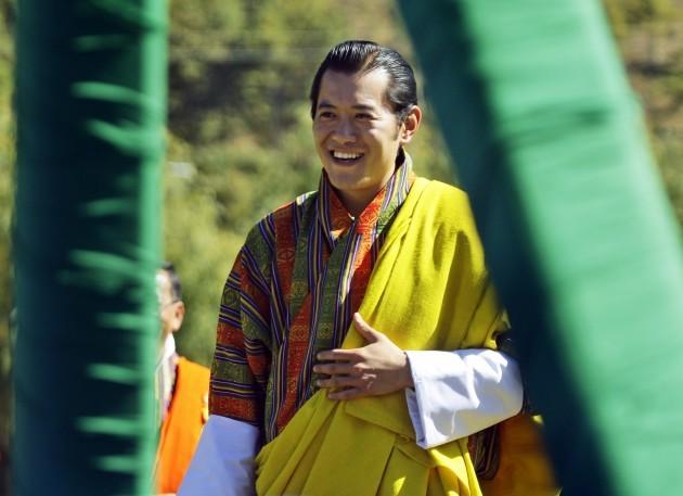 Bhutan Coronation