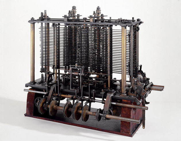 File:Babbages Analytical Engine, 1834-1871. (9660574685).jpg