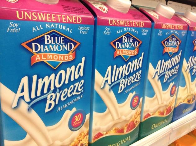 Almond Milk, Blue Diamond