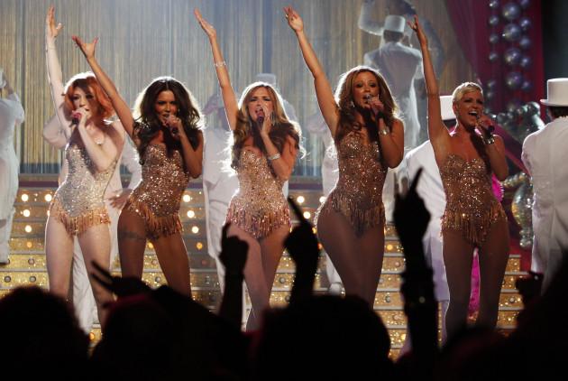 BRIT Awards 2009 - Show - London