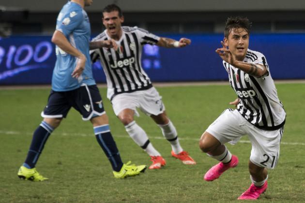 China Soccer Italian Supercup