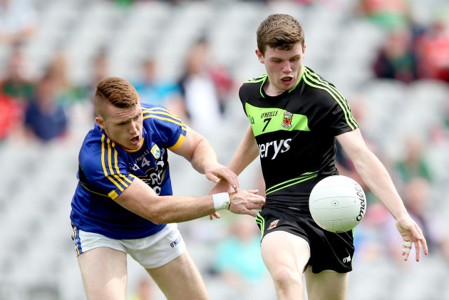 David Culhane and Eoin O'Donoghue