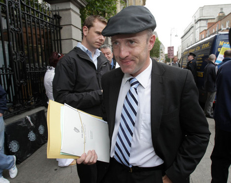 TDs return to the Dail