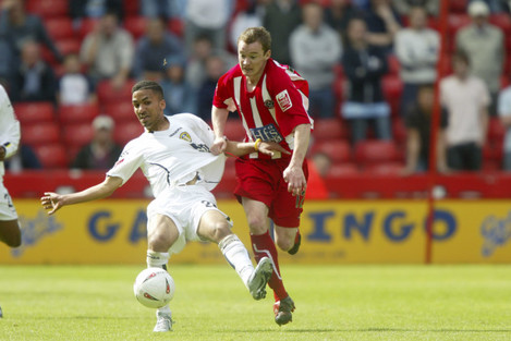 Soccer - Coca-Cola Football League Championship - Sheffield United v Leeds United