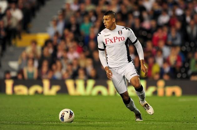 Soccer - UEFA Europa League - Third Qualifying Round - Second Leg - Fulham v RNK Split - Craven Cottage