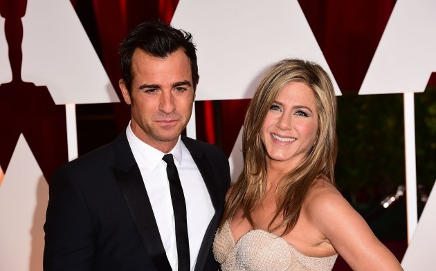 Aniston wedding rumours