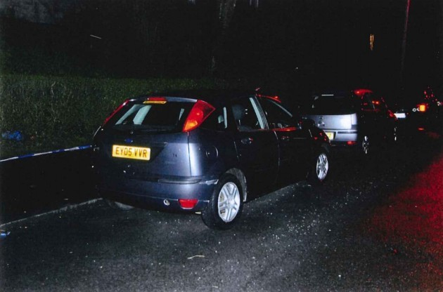 3 - Accused Car2