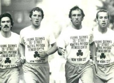 Quinn Brothers 1980