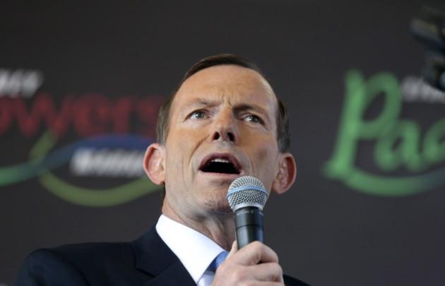 Australia Tony Abbott
