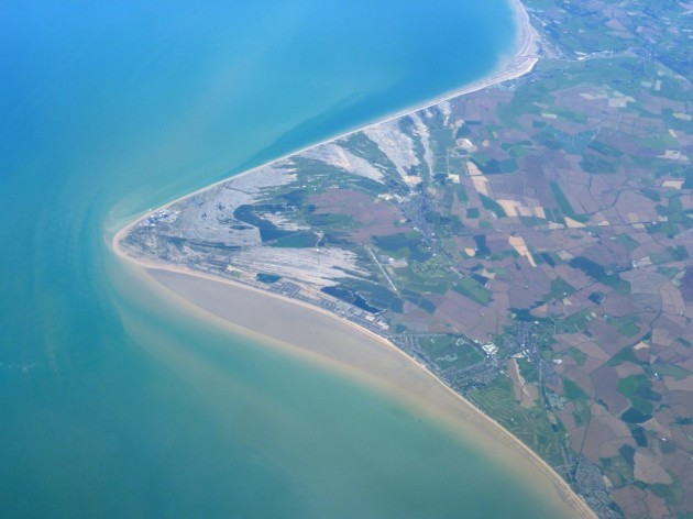 the-468-acre-dungeness-estate-sits-on-a-peninsula-near-kent-in-the-south-of-england-which-juts-out-about-three-miles-into-the-english-channel-it-is-the-only-place-in-britain-officially-classified-as-a-desert-by-the