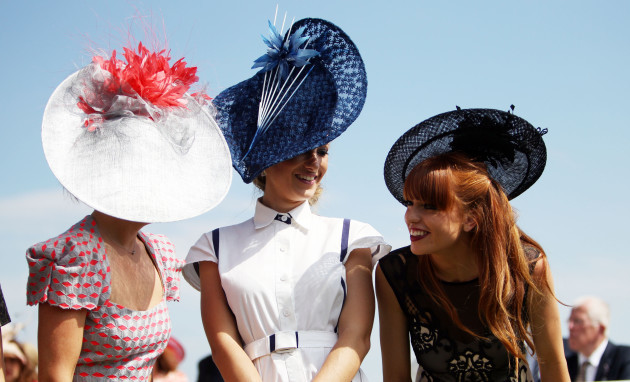 Horse Racing - 2015 Investec Derby Festival - Ladies Day - Epsom Racecourse