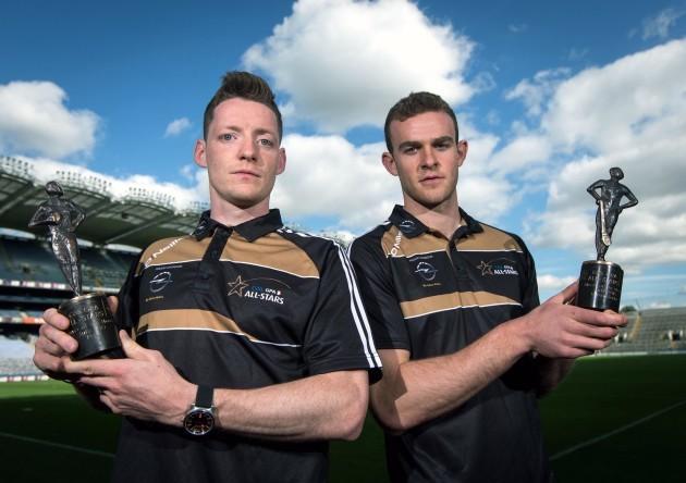 Conor McManus and Jonathan Glynn