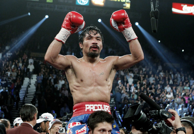 Pacquiao Marquez Boxing