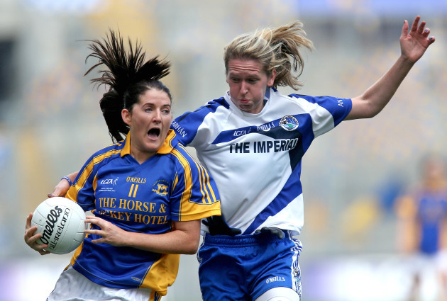 Ailish Cornyn and Mairead Morrissey