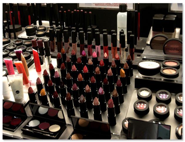 makeup-counter