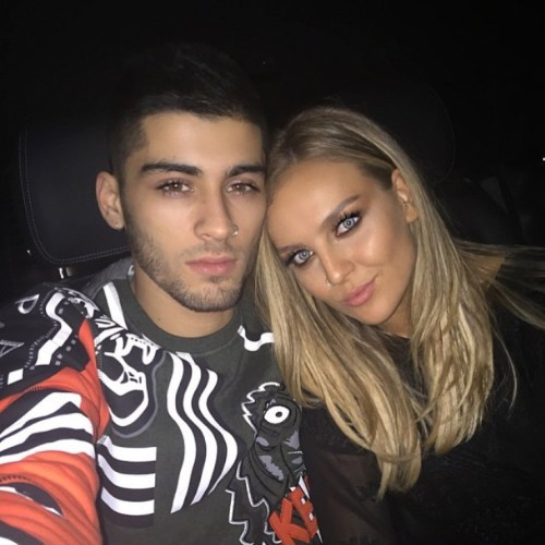 Zayn's just burned his ex-fiancé on Twitter and the internet