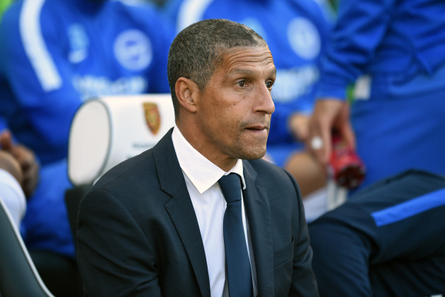 Soccer - Sky Bet Championship - Brighton and Hove Albion v Nottingham Forest - AMEX Stadium