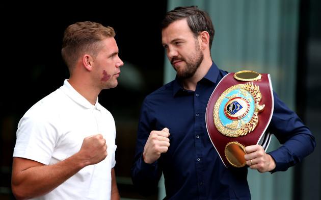Boxing - Frank Warren Press Conference - Hilton Hotel