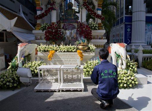 Thailand Explosion