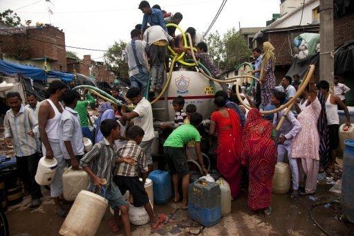 India Water Mafia
