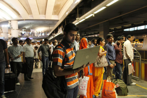India Elections Powerful Youth