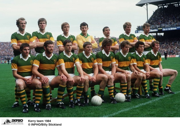 Kerry team 1984