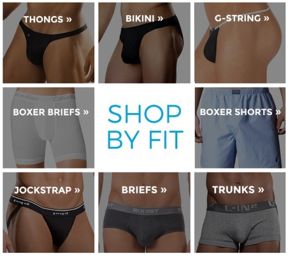 Briefs vs trunks