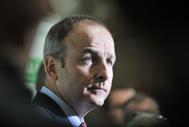 27/4/2013. Fianna Fail Ard Fheis