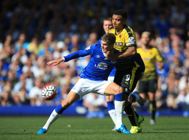 Soccer - Barclays Premier League - Everton v Watford - Goodison Park