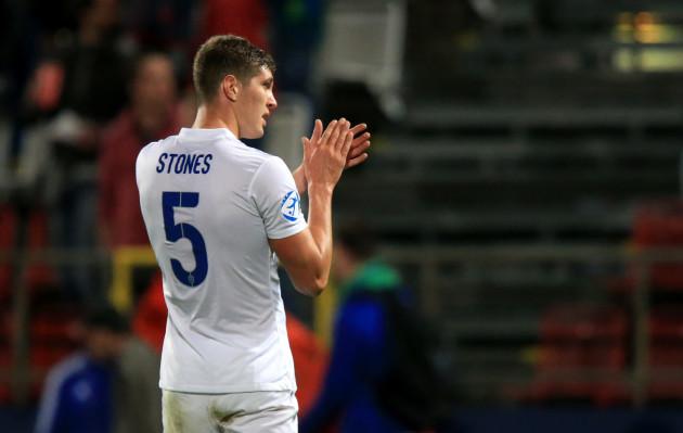 Soccer - UEFA European Under-21 Championship - Group B - England v Italy - Ander Stadium