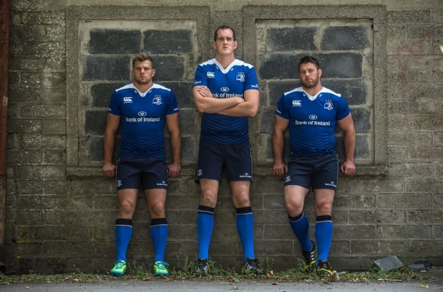 Launch of the new Canterbury Leinster Rugby Home and Alternate Jersey