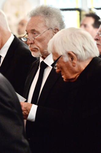Cilla Black funeral