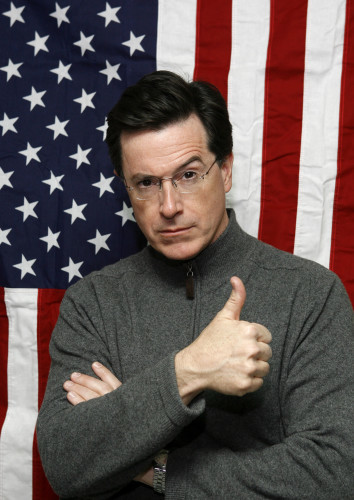 Stephen Colbert AmeriCone Dream