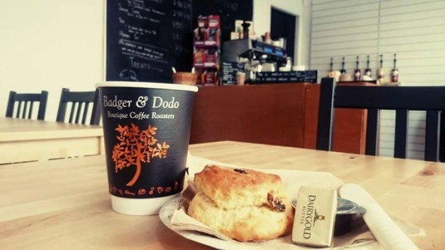We have scones!!! €3.50 with a Coffee/ Tea of ...