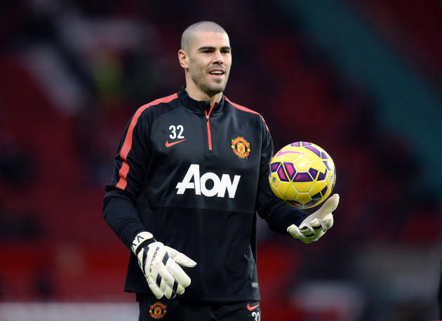 Soccer - Victor Valdes File Photo