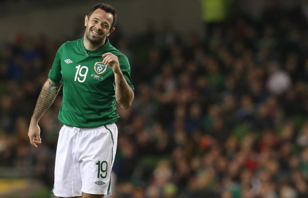 Soccer - International Friendly - Republic of Ireland v Latvia - Aviva Stadium
