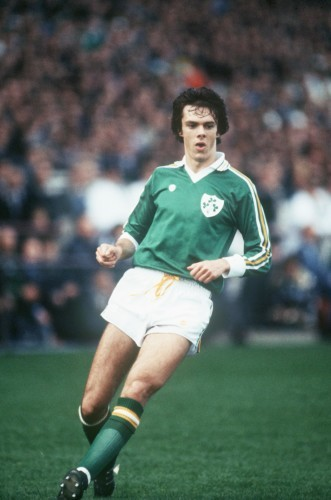Soccer - European Championship Qualifier - Group One - Ireland v England