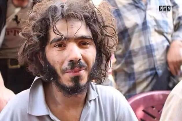 #ريف_دمشق بعد اعتباره شهيداً جراء غارات طيران ...