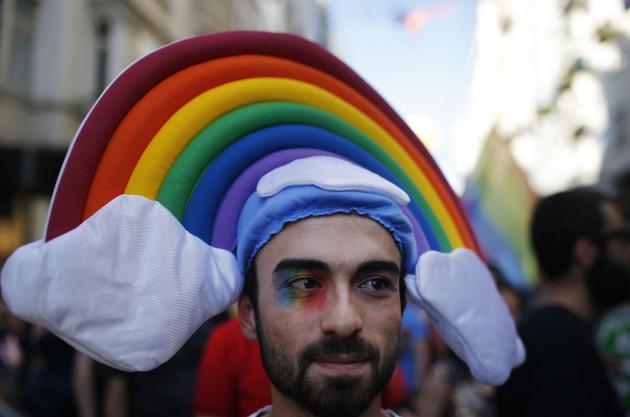 Turkey Trans Pride Parade