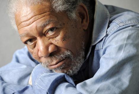 Morgan Freeman Portraits - Los Angeles